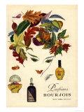 Bourjois, Womens, USA, 1940 Prints