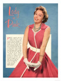 Dresses, Gloves, Womens Belts, UK, 1950 Prints