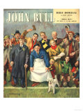 John Bull, Football Magazine, UK, 1949 Prints