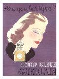 Guerlain, USA, 1930 Giclee Print