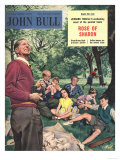 John Bull, Picnics Magazine, UK, 1955 Prints