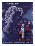 Guerlain, Guerlain Womens, USA, 1940 Giclee Print