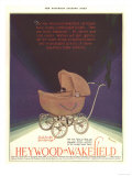Heywood-Wakefield, Baby, USA, 1920 Prints