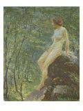 Springtime Giclee Print by Robert Payton Reid