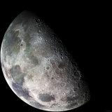 Måne Fotografiskt tryck av Stocktrek Images,