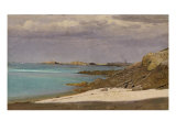 New England Coast Giclee Print by William Stanley Haseltine