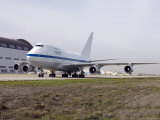Stratospheric Observatory for Infrared Astronomy Photographic Print by  Stocktrek Images