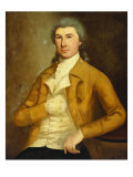 Portrait of Ezra Trumbull Giclee Print by Ralph Earl