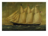 The Clipper William Mason Giclee Print by William Pierce Stubbs