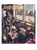 John Bull, Schools Teachers Classrooms, UK, 1948 Giclee Print