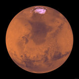 Mars Photographic Print by Stocktrek Images