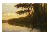 Florida Landscape, 1875 Giclee Print by William Trost Richards