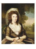 Mrs. Ralph Earl, 1794 Giclee Print by Ralph Earl
