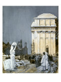 Chicago Exposition, 1892 Posters by Childe Hassam