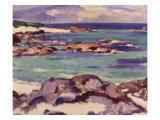Iona, Samuel John Peploe, c.1928 Giclee Print by Samuel John Peploe