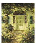 The Doorway Poster von Abbott Fuller Graves