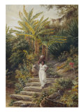 Watercarrier, 1879 Giclee Print by Bernhard Wiegandt