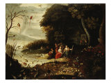 Autumn Giclee Print by Jan van Kessel