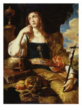 St Mary Magdalene Giclee Print by Abraham Janssens