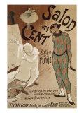 Salon Des Cents, 1893 Prints by H.G. Ibels
