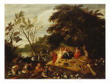 Summer Giclee Print by Jan van Kessel
