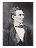 Abraham Lincoln, c.1860 Prints by Alexander Hesler