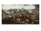 The Battle of Belgrade Giclee Print by Joseph Parrocel