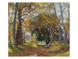 Mission Canyon, 1923 Reproduction proc&#233;d&#233; gicl&#233;e par Joseph Kleitsch