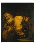 Diogenes Giclee Print by Giovanni Battista Langetti