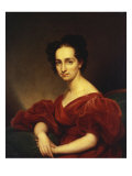 Olive Foote Lay Giclee Print by Rembrandt Peale