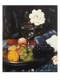 The Fruit Bowl Prints by George Leslie Hunter
