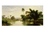 Landscape, Paisaje Giclee Print by Esteban Chartrand