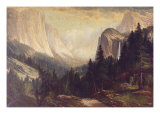 Yosemite Valley Posters by Josef Englehart