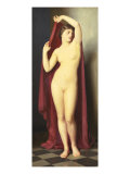 Study For Phryne Giclee Print by William McGregor Paxton