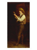 Measured Draught Giclee Print by George Henry Story
