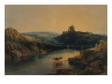 Norham Castle: Morning, c.1797-8 Giclee Print