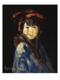 Clown, 1928 Giclee Print by George B. Luks