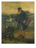 The Blind Pedlar Giclee Print by Robert Mcgregor