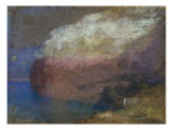 Corsica, a Wooded Headland, c.1828 Posters by J. M. W. Turner