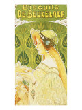 Biscuits de Beukelaer, 1900 Prints by Privat Livemont