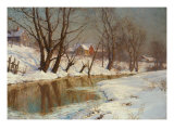 Winter Morning Giclee Print by Walter Launt Palmer