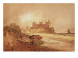 Conway Castle, North Wales, c.1775-1851 Poster by Joseph Mallord William Turner