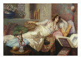 The Harem Favorite Giclee Print by Umberto Cacciarelli