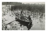 One of Forty Platinum Prints from Life and Landscape on the Norfolk Broads, 1886 Giclee Print by Peter Henry Emerson