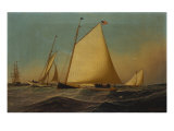 Idler, 1886 Giclee Print by Antonio Jacobsen