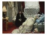 Retour de Bal, 1879 Giclee Print by Henri Gervex