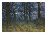 The Wood at Dusk, 1884 Giclee Print by William Fraser Garden