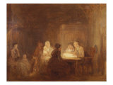 The Cotters Saturday Night, 1785-1841 Giclee Print by Sir David Wilkie