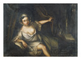Pamela, 18th Century Giclee Print by Philippe Mercier