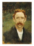 My Friend Chadwick Giclee Print by John Singer Sargent